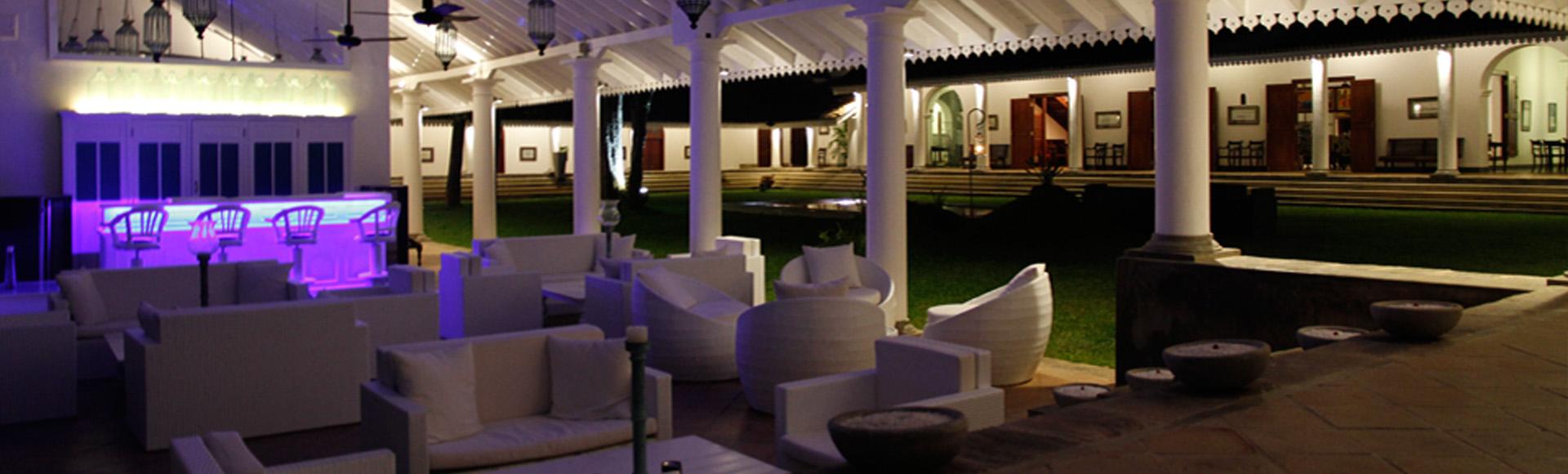 geniet van de mooiste koloniale hotels en lodges